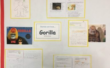 "Stories We Love – ""Gorilla"" By Anthony Browne"