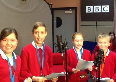 Reporting From the BBC…Y6 broadcasters!