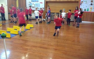 Intra School Competition – Sports Hall Athletics