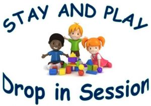 Reception Stay and Play Sessions!