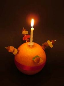 School Christingle Service