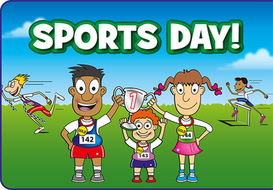 New Date for Sports Day – Monday 15th July