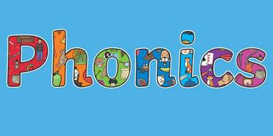 Phonics for reception Parents